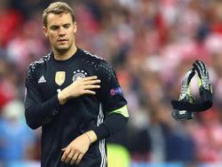 Manuel Neuer würde sich über eine Rückkehr von Bastian Schweinsteiger freuen