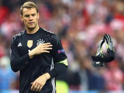 Bayerns Manuel Neuer fehlt der DFB-Elf
