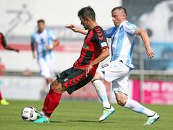 Mensur Mujdža vom SC Freiburg verstärkt Kaiserslautern