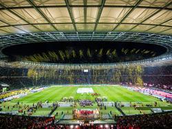 Das Pokalfinale soll auch weiterhin in Berlin stattfinden