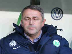 Wolfsburg-Manager Klaus Allofs ist fokussiert auf seine Aufgabe