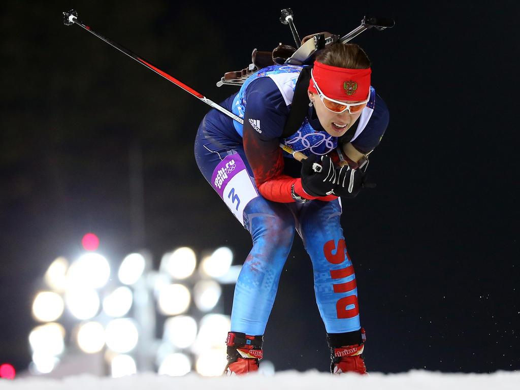 Olga Vilukhina weist jegliche Doping-Vorwürfe zurück