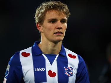 Martin Ødegaard ist künftig für Heerenveen im Einsatz