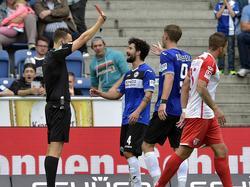Bielefeld muss vorerst auf Teixeira verzichten