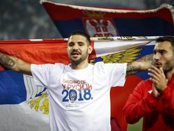 Serbien fährt zur WM nach Russland