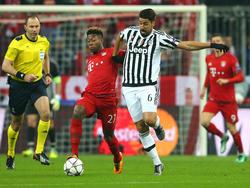 Sami Khedira zählt zu den Stützen bei Juventus Turin