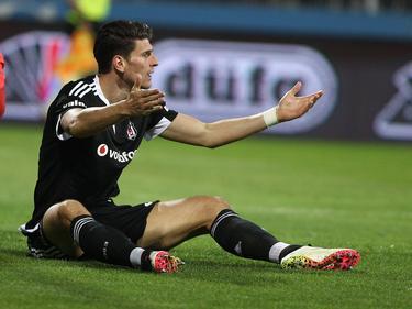 Gomez und Besiktas lassen wichtige Punkte liegen