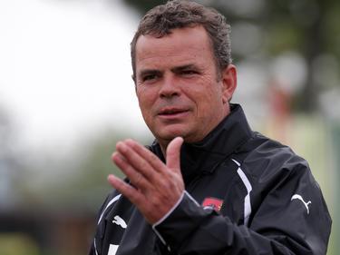 Manfred Zsak peilt mit der U19 die EM in Georgien an