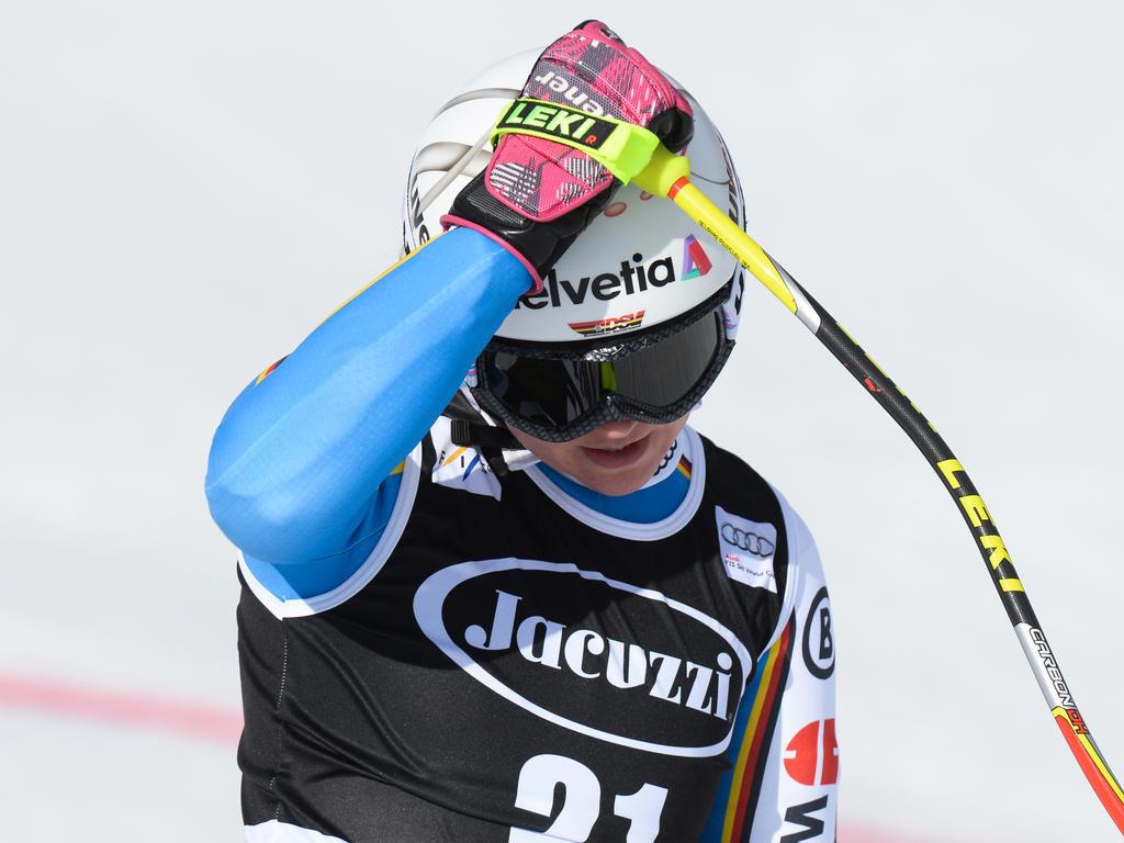 Viktoria Rebensburg will Ende November wieder angreifen