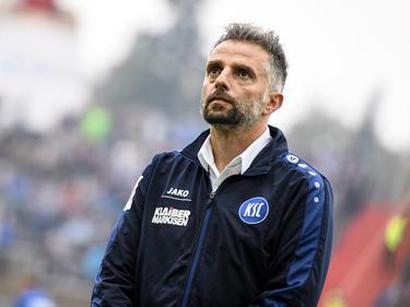 Tomas Oral wurde als Trainer des Karlsruher SC freigestellt