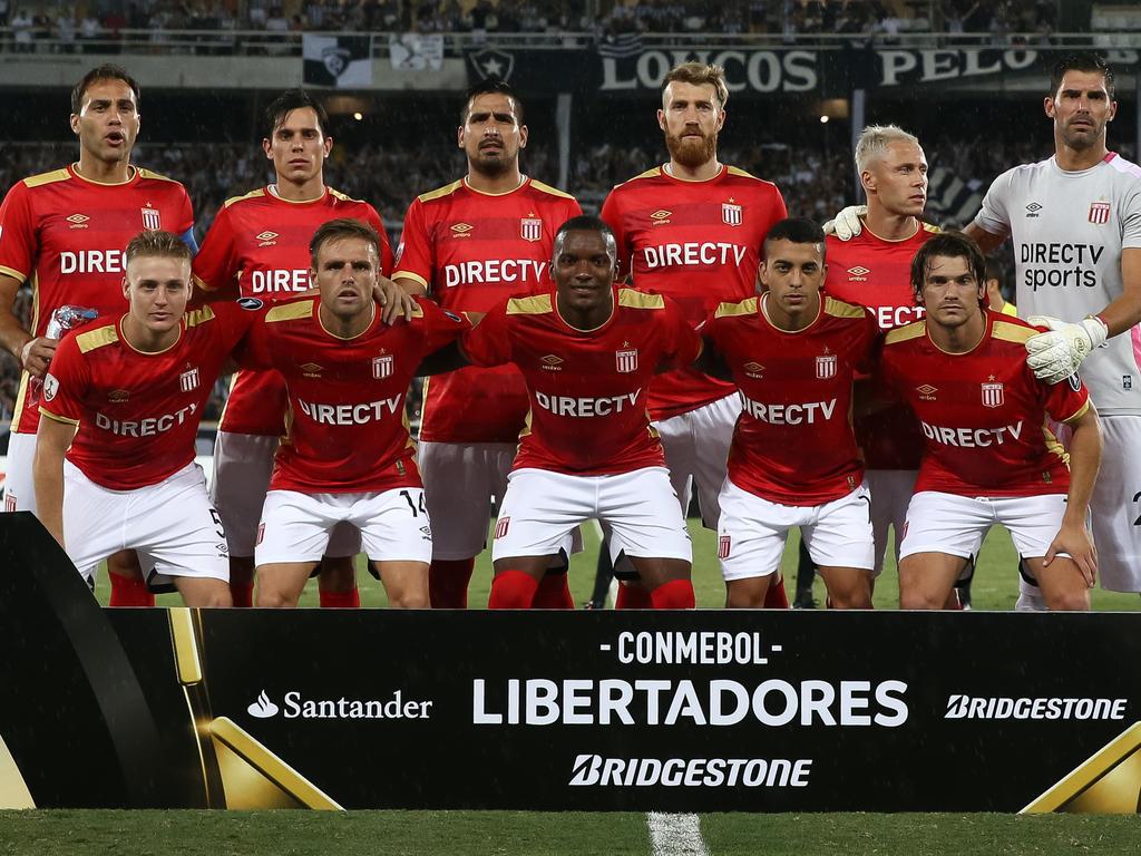 Estudiantes suma sus primeros puntos en la Libertadores. (Foto: Getty)