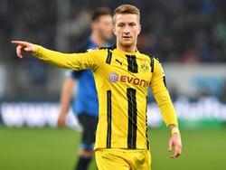 Marco Reus freut sich auf das Duell des BVB mit Hoffenheim