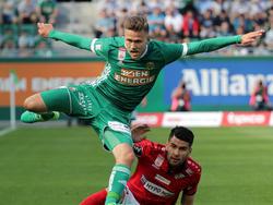 Macht Arnór Ingvi Traustason in Wien-Hütteldorf den Abflug?