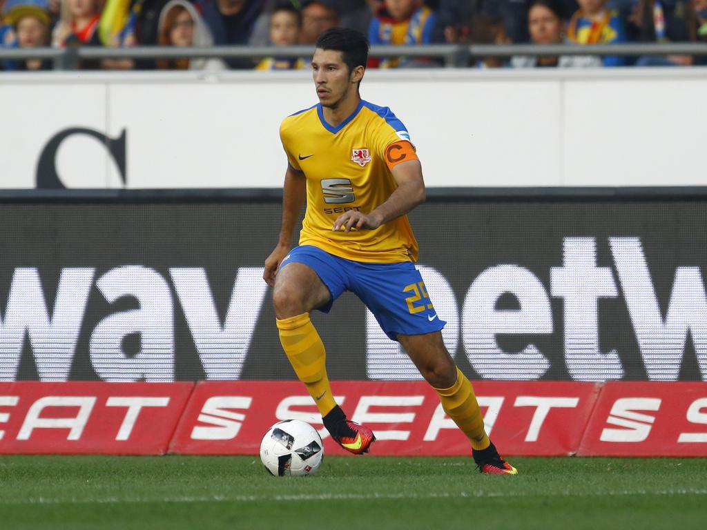 Correia kehrt zum FC Kaiserslautern zurück