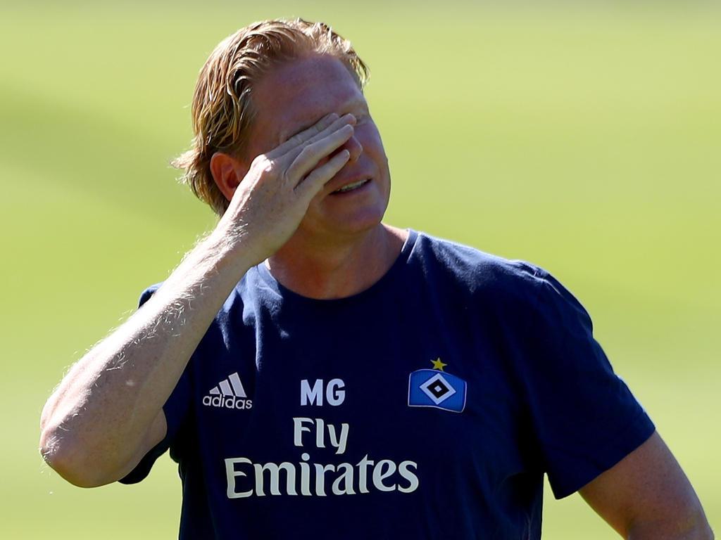 Testspiel-Niederlage für Hamburger SV gegen Kiel