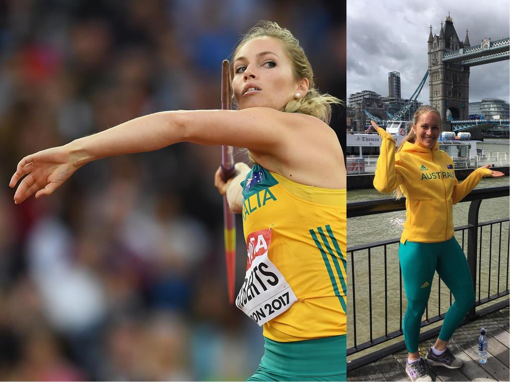 Kelsey-Lee Roberts (Australien)