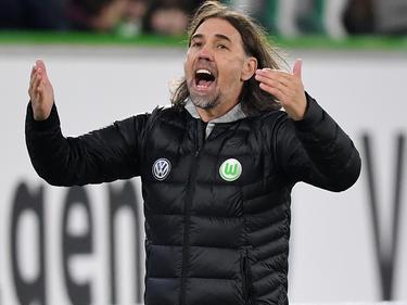 Wolfsburger Heilsbringer: Martin Schmidt kann nun auch mit dem VfL gewinnen