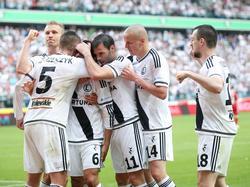 Legia bejubelt den Meistertitel