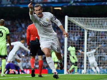 Gareth Bale hizo el 1-0 en semifinales ante el Manchester City. (Foto: Getty)