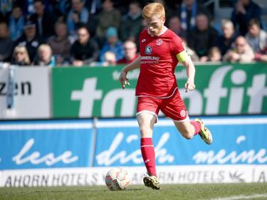 Fabian Kalig kommt aus Mainz nach Aue