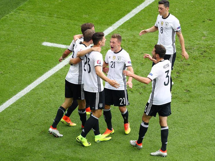Laut Wissenschaft bejubeln die DFB-Kicker bald den Titel