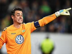 Diego Benaglio trägt auch weiterhin die Kapitänsbinde beim VfL