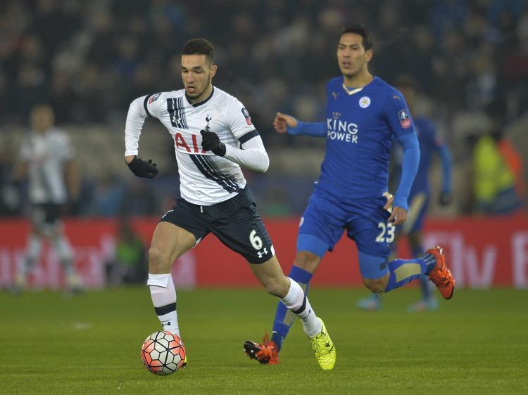 Spielt Nabil Bentaleb (links) bald im defensiven Mittelfeld der Königsblauen?