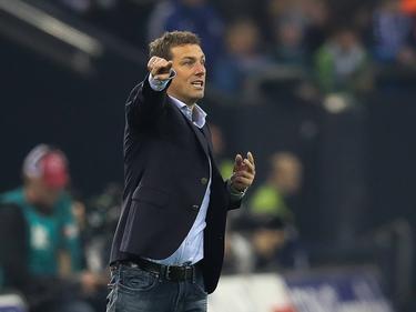 Nach der Systemumstellung mit Schalke zurück in der Erfolgsspur: Markus Weinzierl