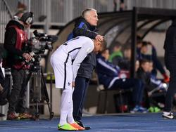 Deschamps no recomienda a Mbappé arriesgar. (Foto: Getty)