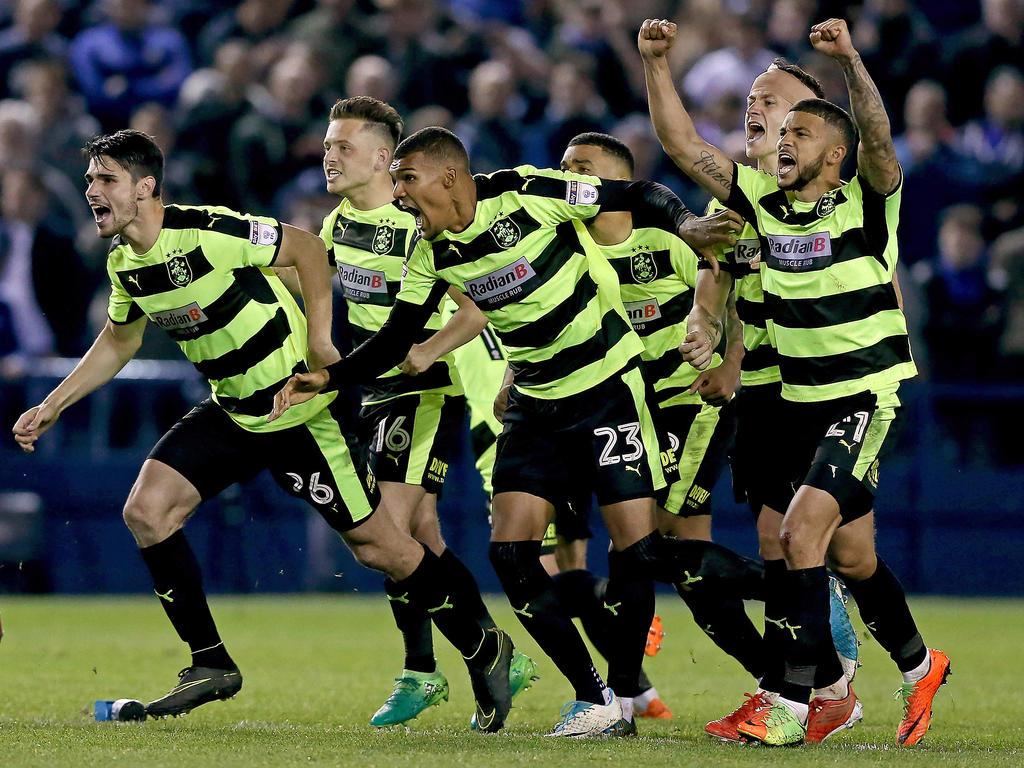 Das Märchen von Huddersfield wird weitergeschrieben