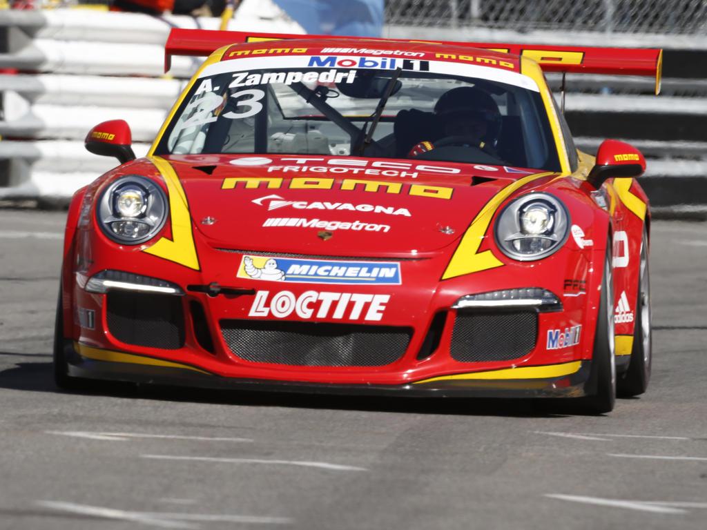 Porsche würde die Formel 1 gern als Sprungbrett nutzen