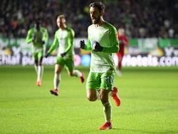 Matchwinner Yunus Malli besorgt den ersten VfL-Sieg für Coach Martin Schmidt