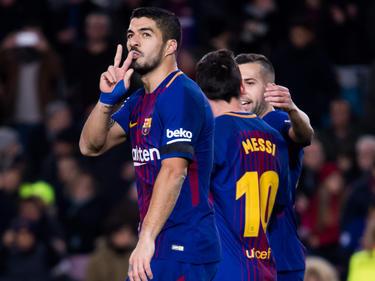 FC Barcelona feiert Kantersieg gegen La Coruña