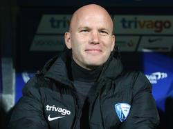 Hat einen Vertrag bis 2019 in Bochum bekommen: Jens Rasiejewski
