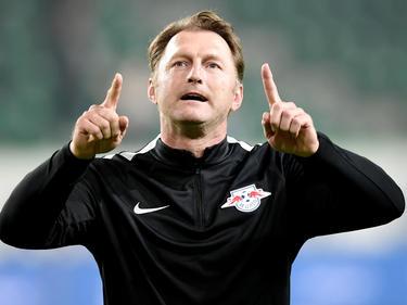 Ralph Hasenhüttl soll noch länger bei RB Leipzig bleiben