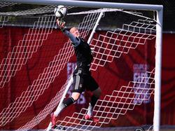 Almuth Schult ist neue Nummer eins im Tor des Frauen-Nationalteams