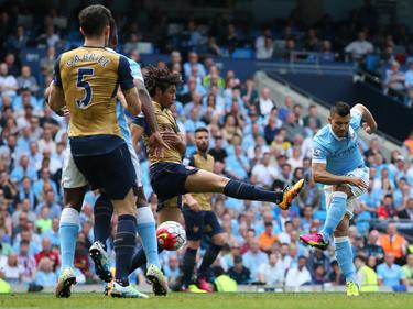 City y Arsenal tienen muy pocas opciones de hacerse con la Premier. (Foto: Getty)