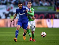 Sead Kolašinac möchte auch in der kommenden Saison wieder als Linksverteidiger eine Rolle spielen