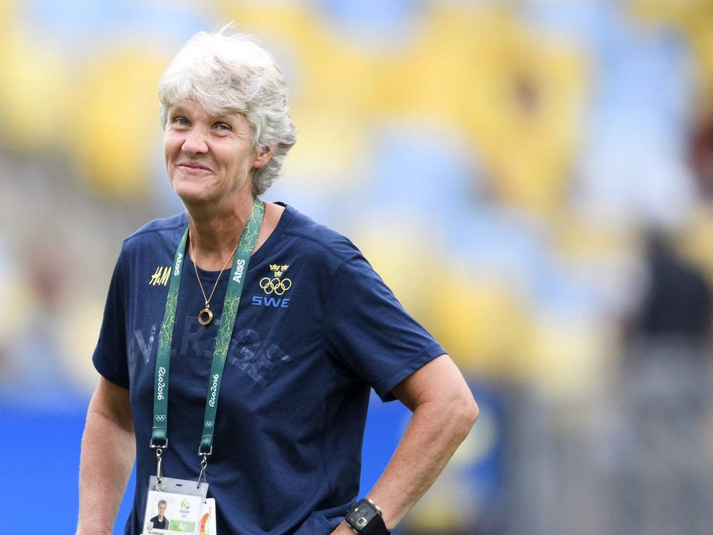 Teamchefin Pia Sundhage will Deutschland endlich auch mit Schweden bezwingen