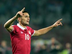 Jubel bei Serbien: Man steht vor der WM-Teilnahme 2018