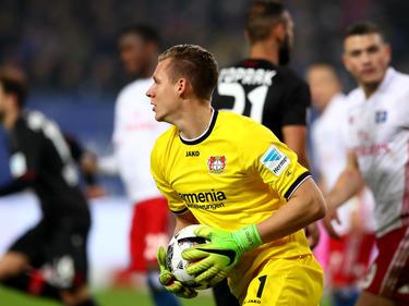 Verlässt Bernd Leno Bayer Leverkusen in Richtung Neapel?
