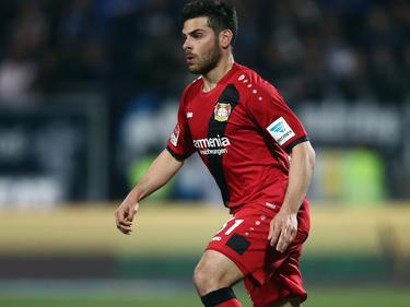 Kevin Volland erzielte eins von zwei Bayern-Toren gegen den SVS