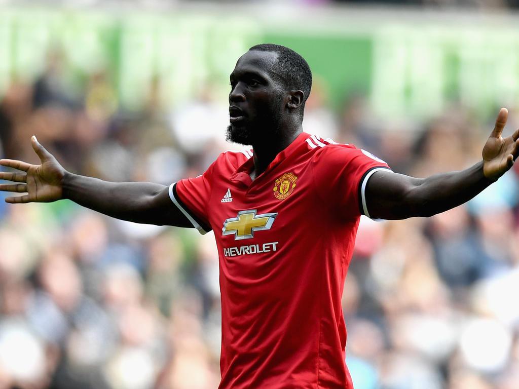 15. Platz: Romelu Lukaku (Manchester United) - Gewinn: 49,34 Mio.