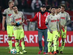 Historisch schlecht: Hat der 1. FC Köln die Hoffnung auf den Klassenerhalt verloren?