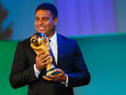 Ronaldo lüftete in Moskau ein paar Geheimnisse