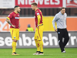 Tendenz: Dritte Liga. Die Paderborner haben es am letzten Spieltag nicht mehr selber in der Hand