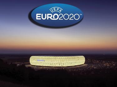 München ist einer von 13 Austragungsorten der EURO 2020