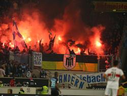 Münchener Anhänger hatten in Stuttgart gezündelt