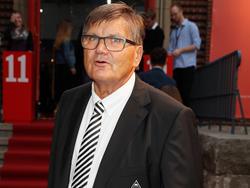 Hans Meyer hofft auf Punkte für seine Borussia