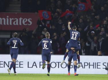 PSG ist Nizza immer weiter auf den Fersen
